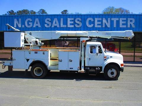 2000 International 4700 4X2 for sale at NORTH GEORGIA Sales Center in La Fayette GA