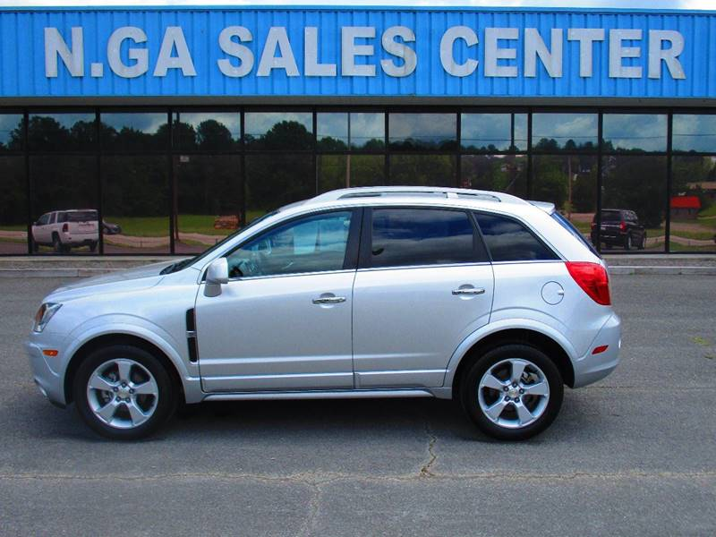 2015 Chevrolet Captiva Sport Fleet for sale at NORTH GEORGIA Sales Center in La Fayette GA