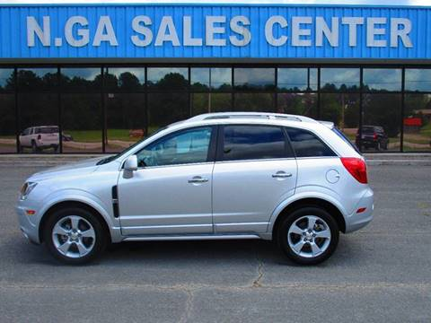 2015 Chevrolet Captiva Sport Fleet for sale at NORTH GEORGIA Sales Center in La Fayette GA