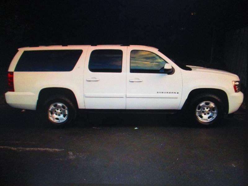 2007 Chevrolet Suburban for sale at NORTH GEORGIA Sales Center in La Fayette GA