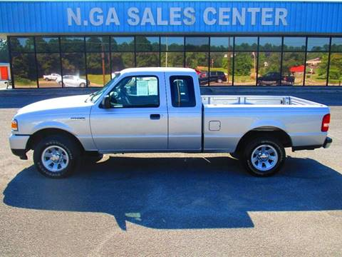 2011 Ford Ranger for sale at NORTH GEORGIA Sales Center in La Fayette GA
