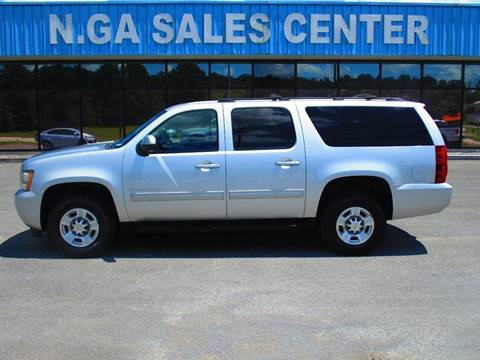 2011 Chevrolet Suburban for sale at NORTH GEORGIA Sales Center in La Fayette GA
