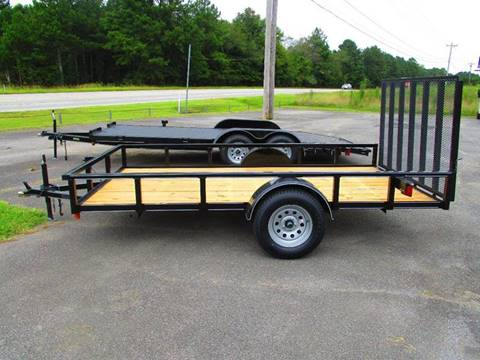 2018 P&T 6X12AFG for sale in La Fayette, GA