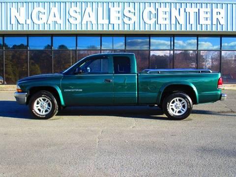 2003 Dodge Dakota for sale at NORTH GEORGIA Sales Center in La Fayette GA