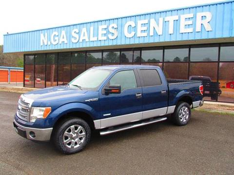 2013 Ford F-150 for sale at NORTH GEORGIA Sales Center in La Fayette GA