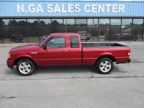 2011 Ford Ranger for sale at NORTH GEORGIA Sales Center in La Fayette GA