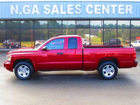 2011 RAM Dakota for sale at NORTH GEORGIA Sales Center in La Fayette GA