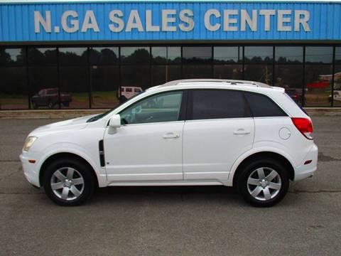 2008 Saturn Vue for sale at NORTH GEORGIA Sales Center in La Fayette GA