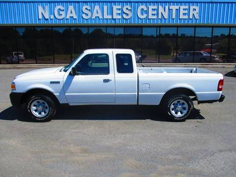 2010 Ford Ranger for sale at NORTH GEORGIA Sales Center in La Fayette GA