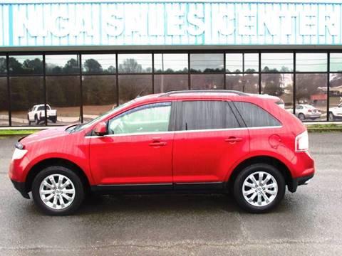2010 Ford Edge for sale at NORTH GEORGIA Sales Center in La Fayette GA