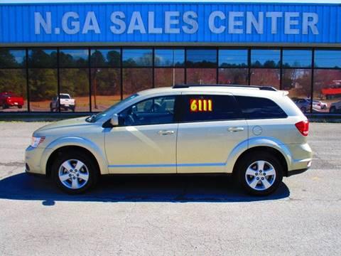 2011 Dodge Journey for sale at NORTH GEORGIA Sales Center in La Fayette GA