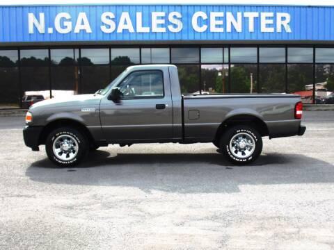 2008 Ford Ranger for sale at NORTH GEORGIA Sales Center in La Fayette GA