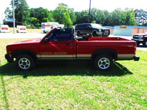 1989 Dodge Dakota for sale at NORTH GEORGIA Sales Center in La Fayette GA
