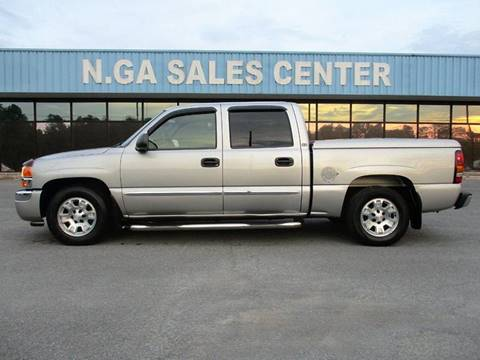 2006 GMC Sierra 1500 for sale in La Fayette, GA