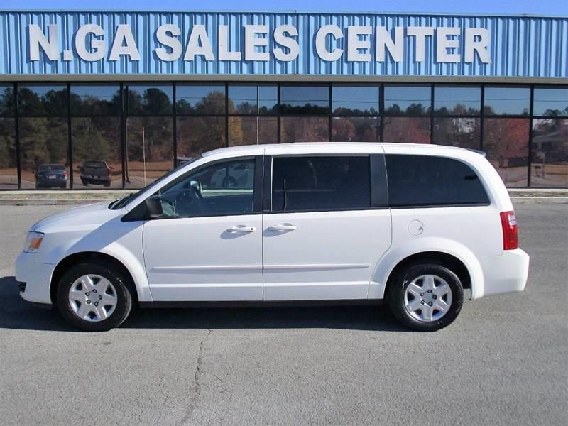 2009 Dodge Grand Caravan for sale at NORTH GEORGIA Sales Center in La Fayette GA