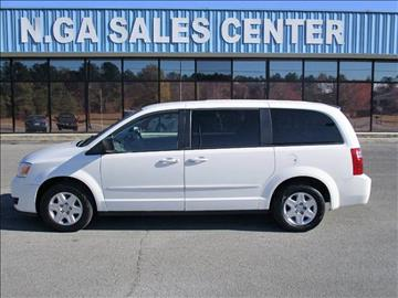 2009 Dodge Grand Caravan for sale at NORTH GEORGIA Sales Center in La Fayette GA