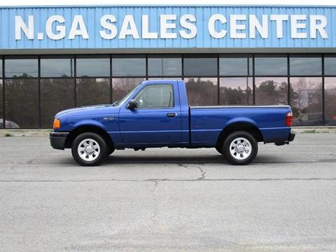 2005 Ford Ranger for sale at NORTH GEORGIA Sales Center in La Fayette GA