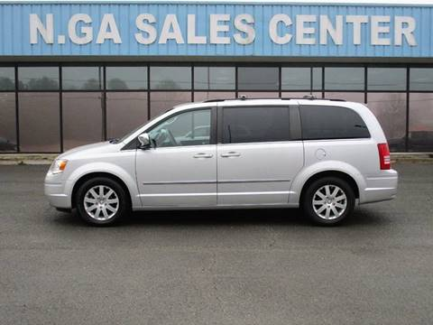 2010 Chrysler Town and Country for sale at NORTH GEORGIA Sales Center in La Fayette GA