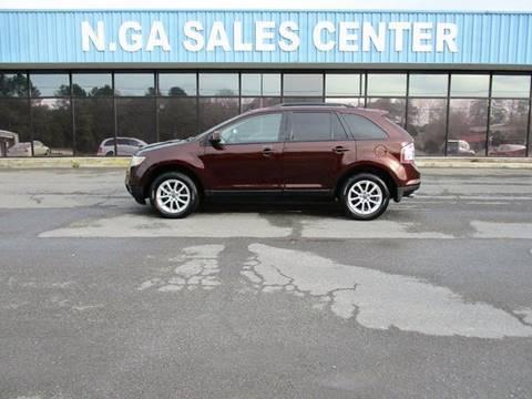 2009 Ford Edge for sale at NORTH GEORGIA Sales Center in La Fayette GA