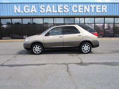 2005 Buick Rendezvous for sale in La Fayette, GA