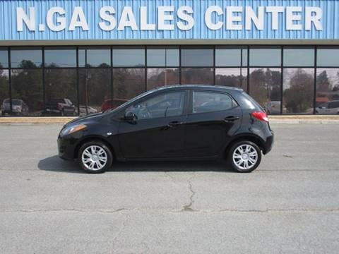 2011 Mazda MAZDA2 for sale at NORTH GEORGIA Sales Center in La Fayette GA