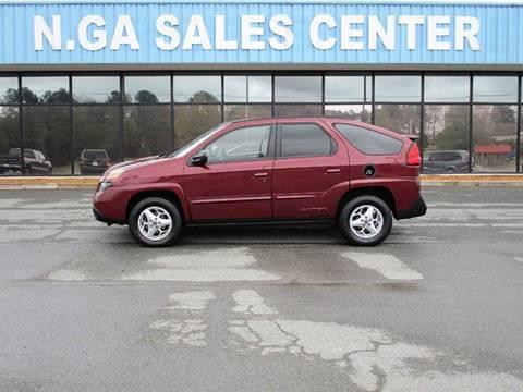 2003 Pontiac Aztek for sale in La Fayette, GA