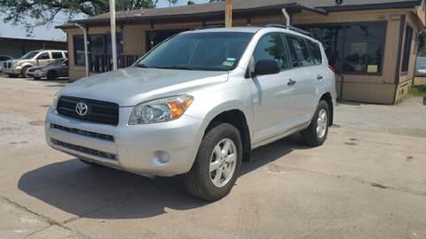 2007 Toyota RAV4 for sale at OTWELL ENTERPRISES AUTO & TRUCK SALES in Pasadena TX