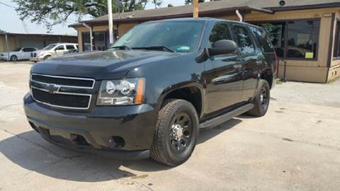 2007 Chevrolet Tahoe for sale at OTWELL ENTERPRISES AUTO & TRUCK SALES in Pasadena TX