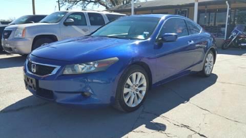 2008 Honda Accord for sale at OTWELL ENTERPRISES AUTO & TRUCK SALES in Pasadena TX