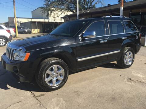 2007 Jeep Grand Cherokee for sale at OTWELL ENTERPRISES AUTO & TRUCK SALES in Pasadena TX