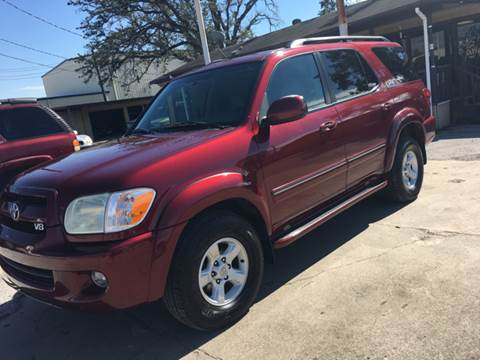 2007 Toyota Sequoia for sale at OTWELL ENTERPRISES AUTO & TRUCK SALES in Pasadena TX