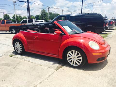 2008 Volkswagen New Beetle for sale at OTWELL ENTERPRISES AUTO & TRUCK SALES in Pasadena TX