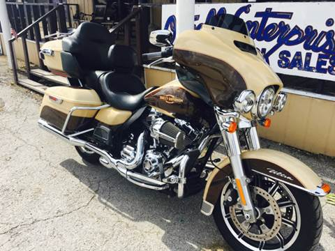 2014 Harley Davidson Ultra glide  for sale at OTWELL ENTERPRISES AUTO & TRUCK SALES in Pasadena TX