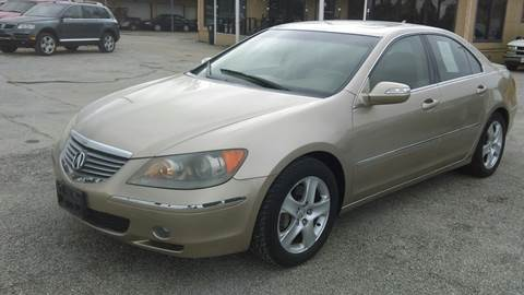 2005 Acura RL for sale at OTWELL ENTERPRISES AUTO & TRUCK SALES in Pasadena TX