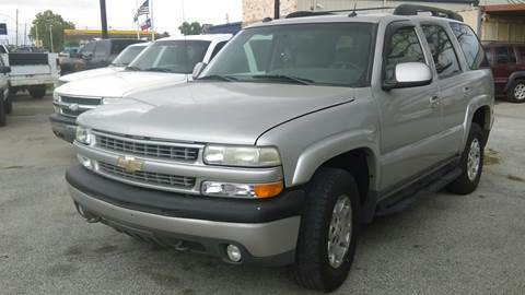 2004 Chevrolet Tahoe for sale at OTWELL ENTERPRISES AUTO & TRUCK SALES in Pasadena TX