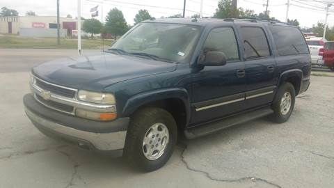 2005 Chevrolet Suburban for sale at OTWELL ENTERPRISES AUTO & TRUCK SALES in Pasadena TX