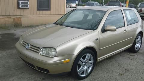 2001 Volkswagen GTI for sale at OTWELL ENTERPRISES AUTO & TRUCK SALES in Pasadena TX