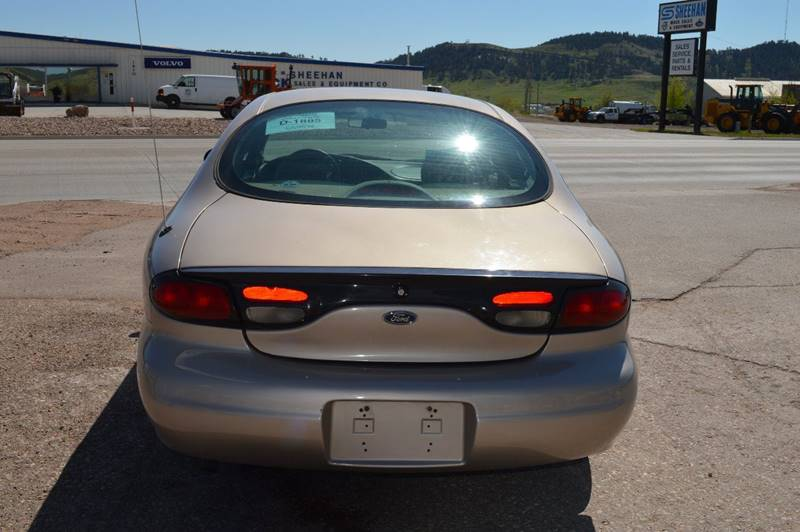 1999 Ford Taurus for sale at 1st Automotive in Rapid City SD