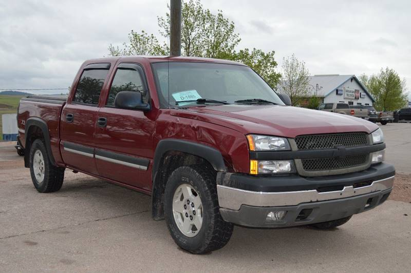 2004 Chevrolet Silverado 1500 for sale at 1st Automotive in Rapid City SD