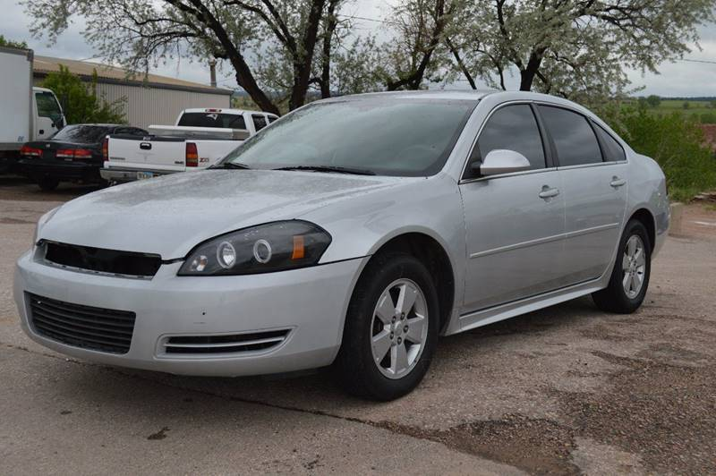 2011 Chevrolet Impala for sale at 1st Automotive in Rapid City SD