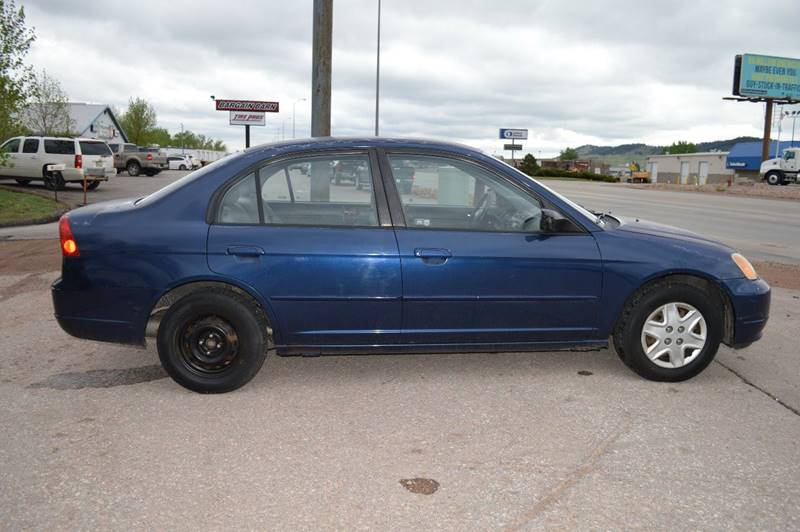 2003 Honda Civic for sale at 1st Automotive in Rapid City SD