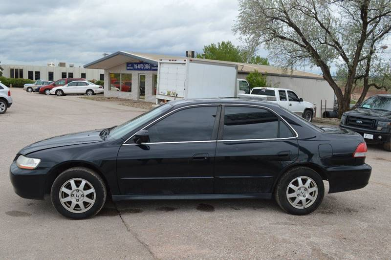 2002 Honda Accord for sale at 1st Automotive in Rapid City SD