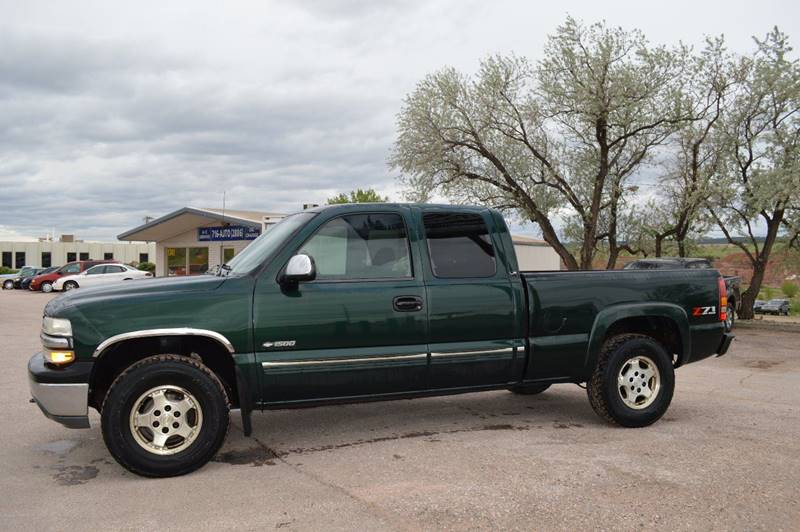 2001 Chevrolet Silverado 1500 for sale at 1st Automotive in Rapid City SD