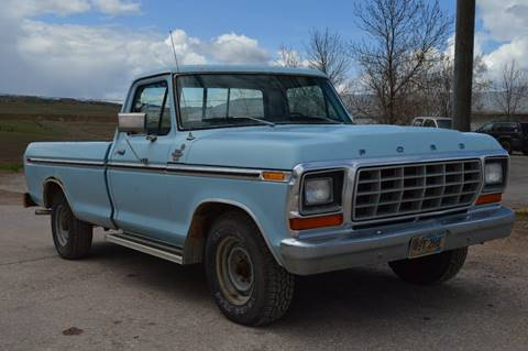 1978 Ford F-250 Super Duty for sale at 1st Automotive in Rapid City SD
