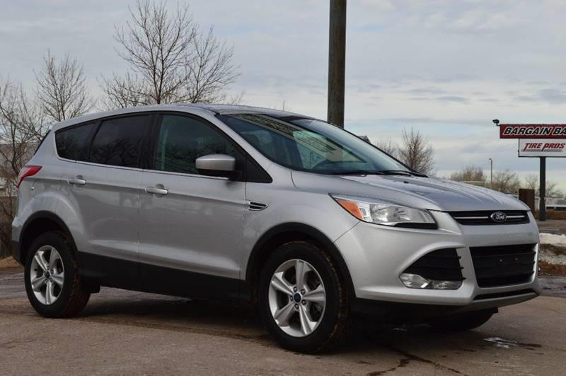 2015 Ford Escape SE In Rapid City SD  1st Automotive