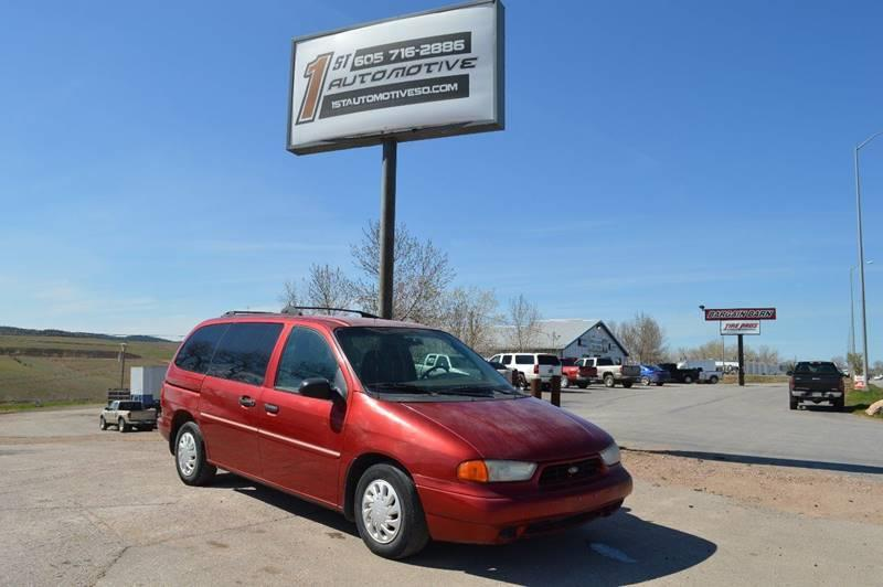 1998 Ford Windstar for sale at 1st Automotive in Rapid City SD