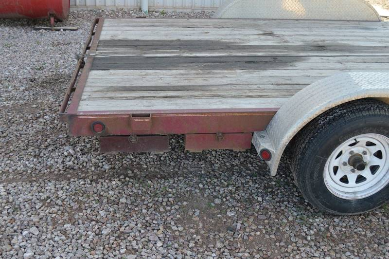 2003 P J TRAILER 8-16 TRAILER for sale at 1st Automotive in Rapid City SD
