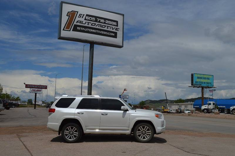 2013 Toyota 4Runner for sale at 1st Automotive in Rapid City SD