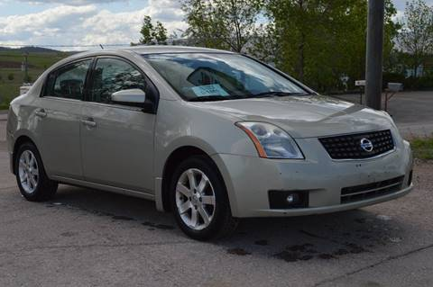 2007 Nissan Sentra for sale at 1st Automotive in Rapid City SD