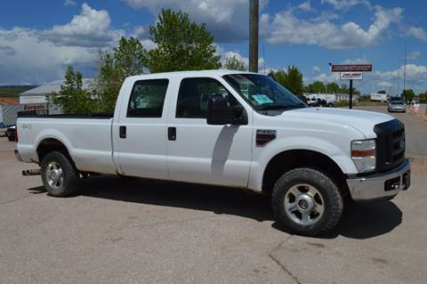 2008 Ford F-250 Super Duty for sale at 1st Automotive in Rapid City SD